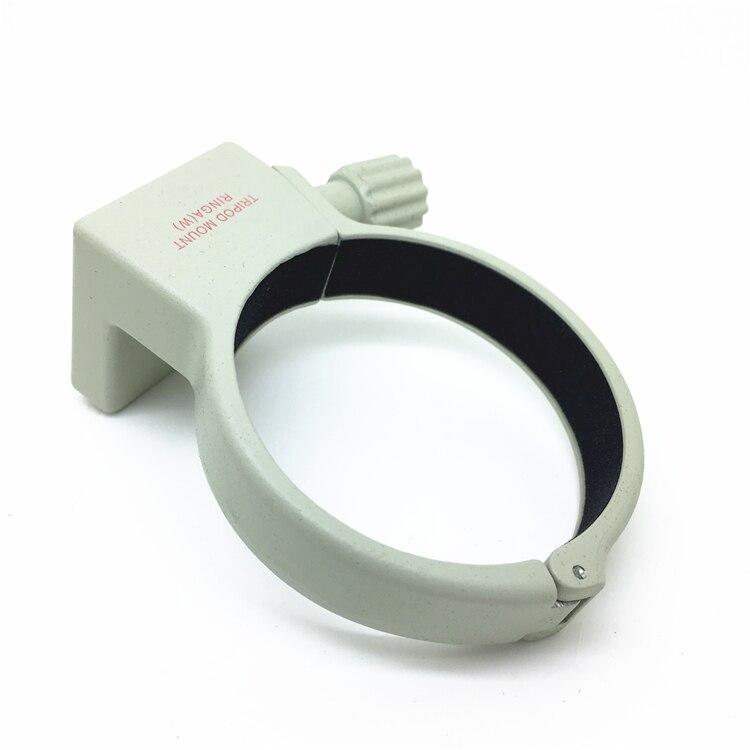 De Metal Colar de Tripé Monte Anel A (W) para Canon EF 70-200mm f/4L IS Usm 70-200 F4