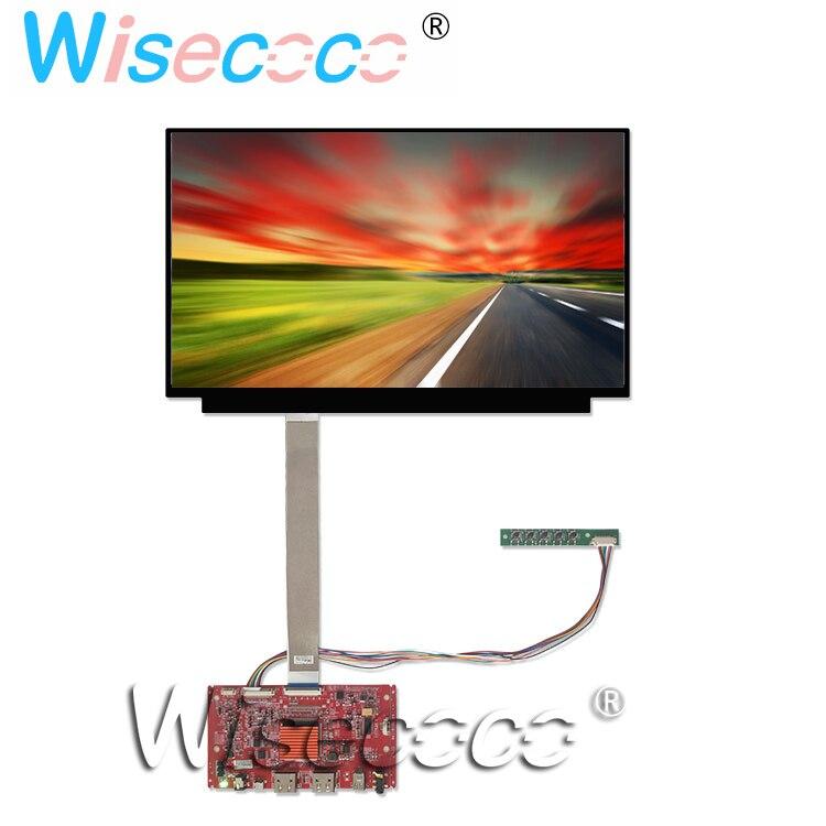 13.3 pouces 4 K LCD moniteur 3840*2160 UHD IPS affichage hdmi 40 broches panneau de commande pour tablettes d'ordinateur portable
