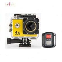 كاميرا رياضية مقاوم للماء 4K الرياضة DV HD في الهواء الطلق 1080P كاميرا رقمية المسافر تحمل حزام كاميرا رياضية صغيرة ITSYH LF01 362