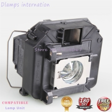 Replacement lamp ELPLP61 For EB-430 /EB-430LW / EB-431I / EB-435W / EB-436WI / EB-915W / EB-925 / H388A / H388B / H388C / H389A replacement original projector elplp61 lamp for epson brightlink 436wi powerlite d6150 eb 915w eb 925 eb 430 projectors 230w