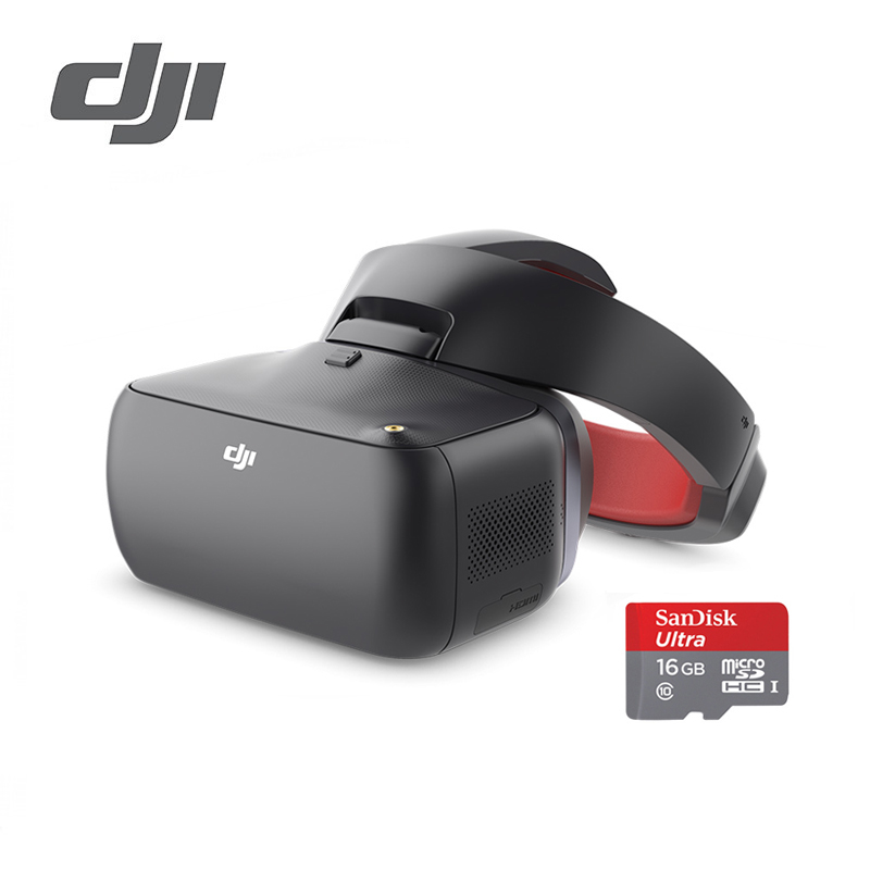 DJI ゴーグルレース版アップグレード FPV HD VR Mavic ためプロプラチナファントム 4 プロプラス鼓舞 2 Quadcopters オリジナル  グループ上の 家電製品 からの 変速機 の中 1