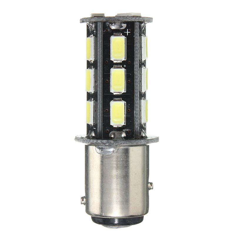 Car Light Source 12V BAY15D 1157 5630 360LM 18SMD 2W Car LED Reverse Brake Stop Backup Lamp Tail Light Bulb White Red Power