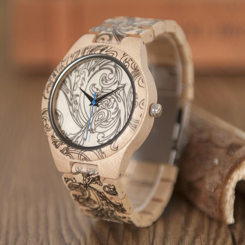 wooden watches bobo bird brand watch men new (20)