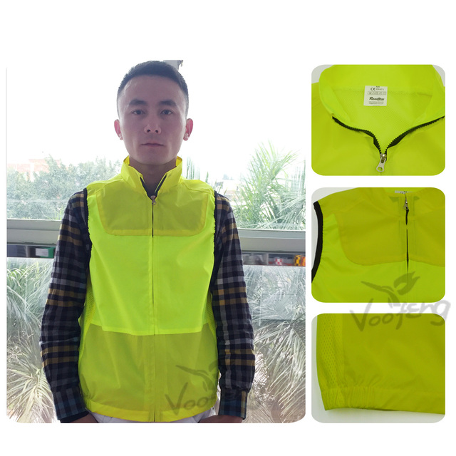 hot sell colorful reflective vest for riding safety clothing free shipping