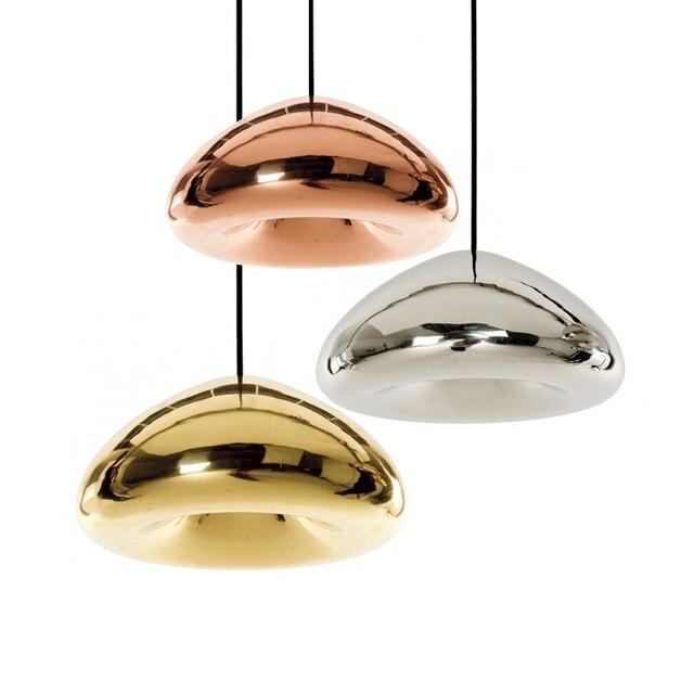 Modern Gold Bronze Sliver Shade Mirror Pendant Light E27 G4 LED Glass Pendant L& Modern Christmas  sc 1 st  AliExpress.com & Modern Gold Bronze Sliver Shade Mirror Pendant Light E27 G4 LED ...