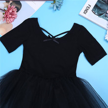 Lovely Comfortable Cotton Girl's Ballet Dress