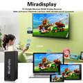 Miradisplay TV Dongle HD 1080 P 2.4 GHz WiFi Miracast Airplay DLNA Chromecast TV Vara Para iOS Android Media Player HDMI Para Win7