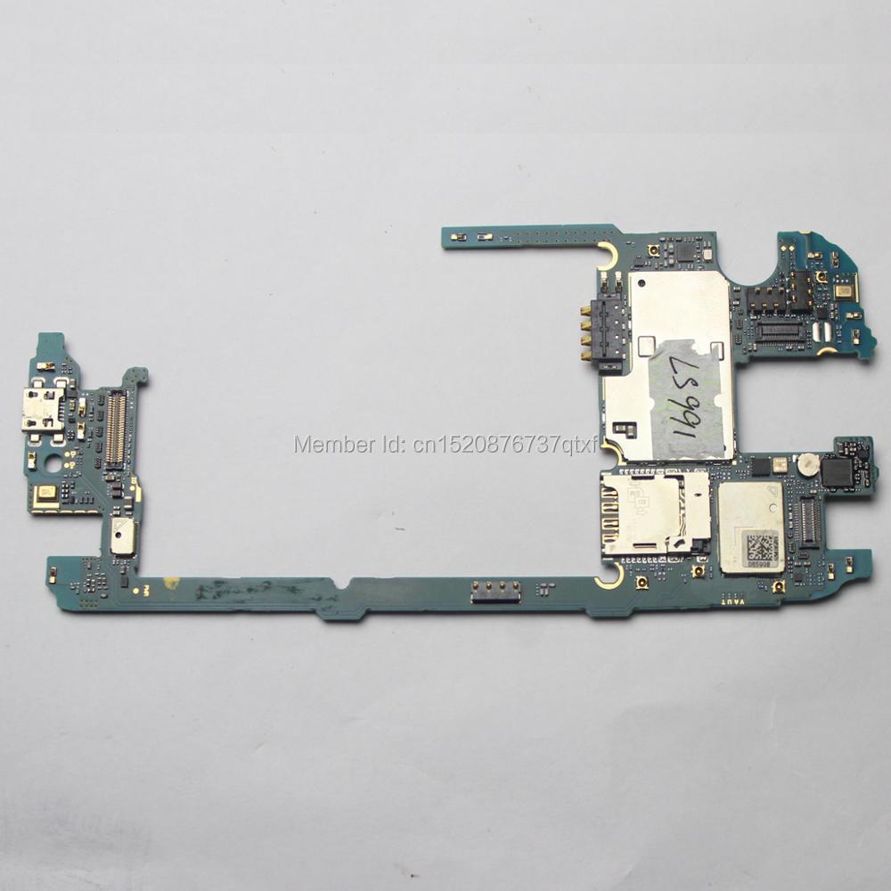 Main Motherboard (Unlocked) For LG G4 LS991 (32GB)Main Motherboard (Unlocked) For LG G4 LS991 (32GB)