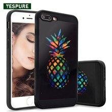 fc879ce085 YESPURE 素敵な安価なスマートフォン電話 Iphone × 6 6 s 7 8 プラスケース携帯耐衝撃 celular 送料無料