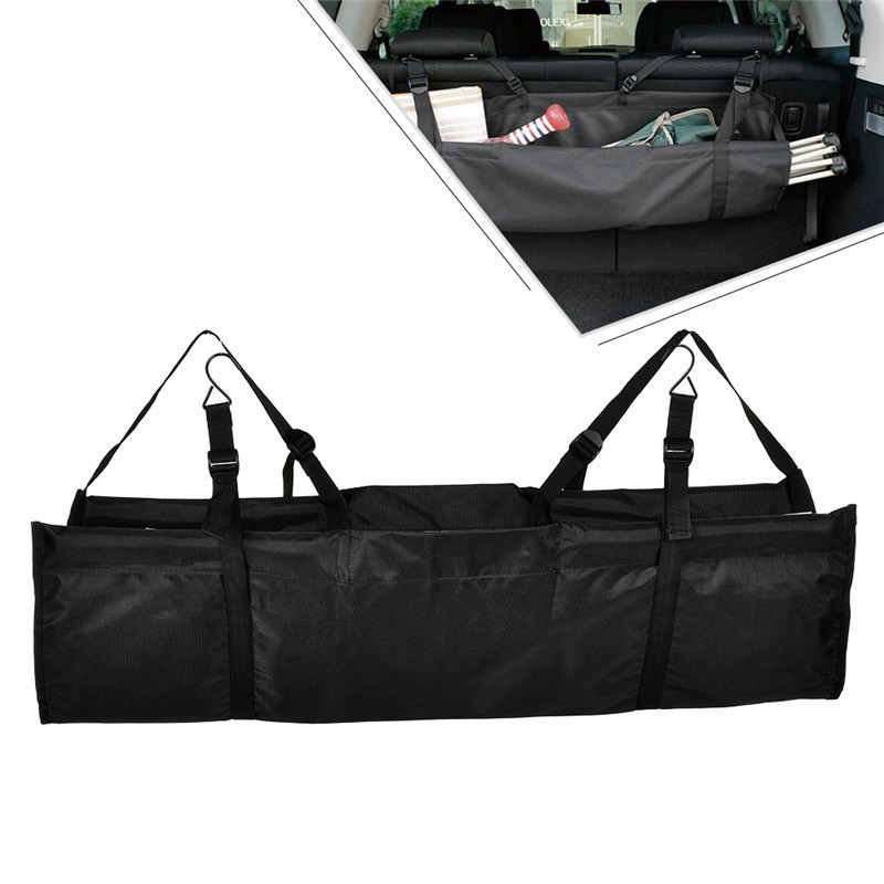 Car Trunk Organizer Storage Bag Collapsible Outdoor Hanging Tools Bag for SUV/MPV/Van датчик delphi 2808 6011 mpv suv