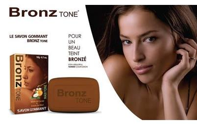 Bronztone Maxi Tone Whitening Soap 198g