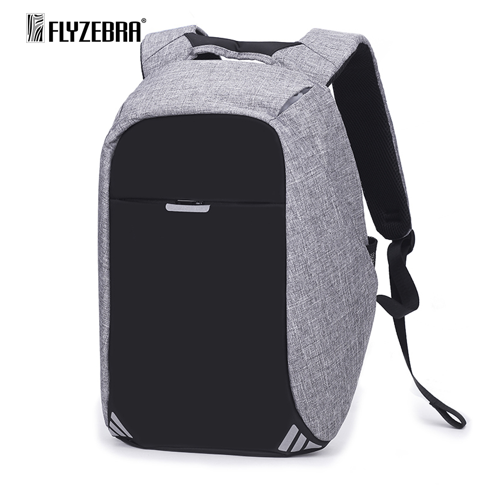 1100ac58e5e4 USB Charging Anti-theft Backpack Women Anti Theft Backpack for Teenagers  Female Male Laptop Backpacks