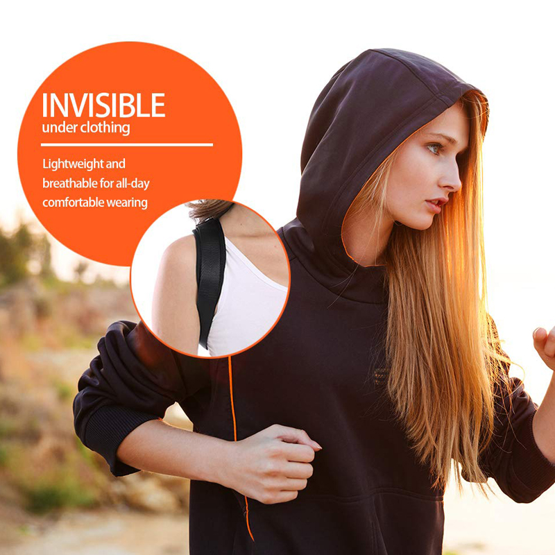 WARMLIFE Back Posture Corrector Belt with Adjustable Magic Straps of High Quality to Correct Humpback Non Surgically Helps to Improve the Correct Posture 13