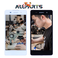 100 Tested Warranty 5 INCH 1280x720 Display For SONY Xperia E5 LCD F3311 F3313 Touch Screen
