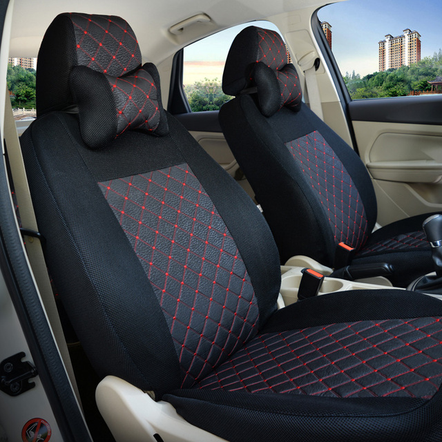Us 89 0 Universal Car Seat Covers For Honda Civic Accord Fit Element Freed Life Zest Car Accessories Car Styling In Automobiles Seat Covers From