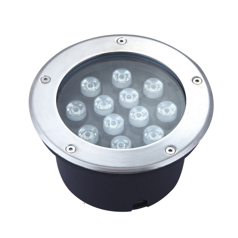 6W 9W 12W 18W LED Underground Light Outdoor Buried Recessed Floor Lamp Waterproof IP65 Landscape Stair