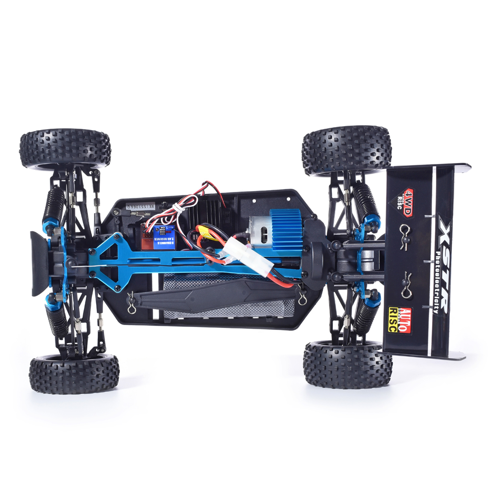 HSP Rc Car 1:10 4wd Rc Toys Off Road Buggy 94107 Electric Power vehicle 4x4  Racing High Speed Hobby Remote Control Car