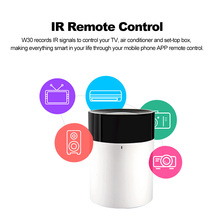 Remote Control IR Smart 2.4G WiFi Smart Home Automation for Alexa Google Assistant IR Control for Aircon TV Set-top Box