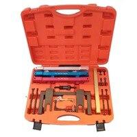 Гараж инструменты для BMW N51 N52 N53 N54 N55 распределительного Vanos маховик времени набор инструментов двигателя синхронизирующие инструменты