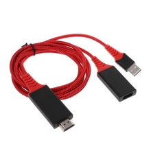 2 in 1 Wireless Display Dongle Wired USB