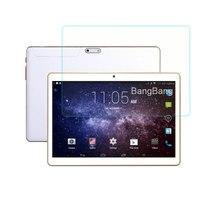 9 H Premium Patlamaya dayanıklı Temperli Cam Ekran Koruyucu koruyucu Film için XGODY 9.6 '' Android 4.4 Tablet PC
