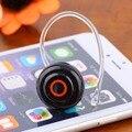En la acción! 1 unid de Música Más Pequeño + Llamadas Telefónicas Manos Libres Estéreo Bluetooth Mini Auricular Auricular Más Nuevo