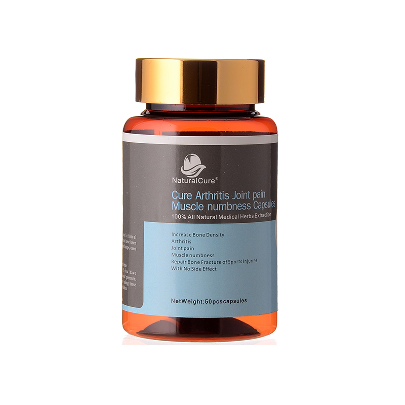 NaturalCure Cure Arthritis Caps-ules, Cure RA, Joint Pain and Muscle Numbness, 100% Natural Plant Medi-cines