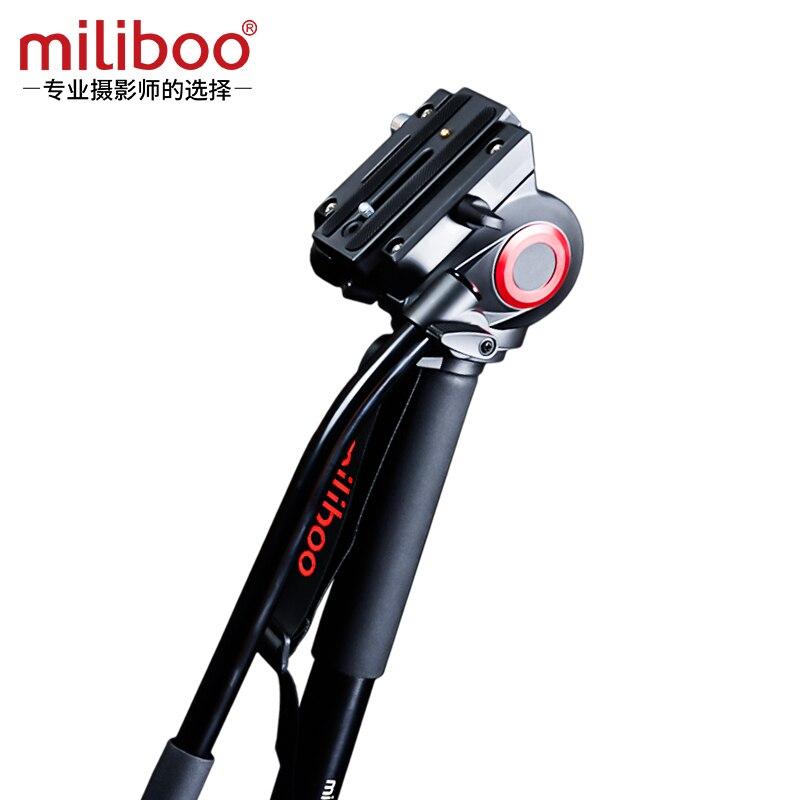 Miliboo MTT704B Carber Fiber Profesionalni Monopod s tekućinom Pan - Kamera i foto - Foto 3