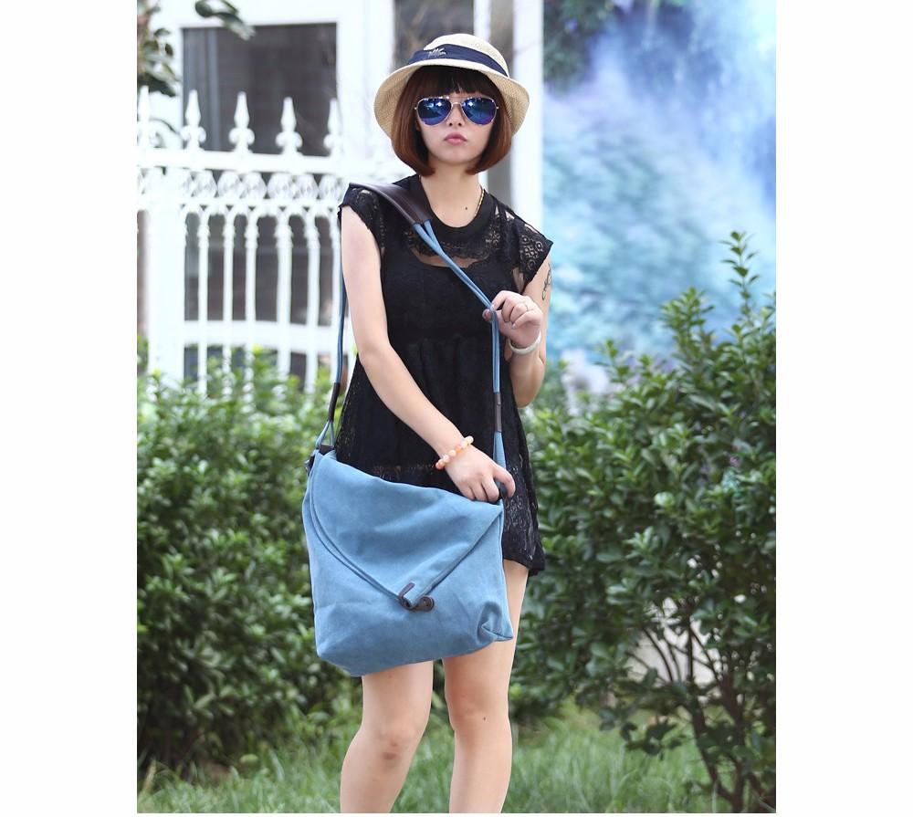 Vintage Canvas Shoulder Bag European And American Style Casual Unisex Handbag Men Women Retro Large Capacity Messenger Bags TTOU (4)