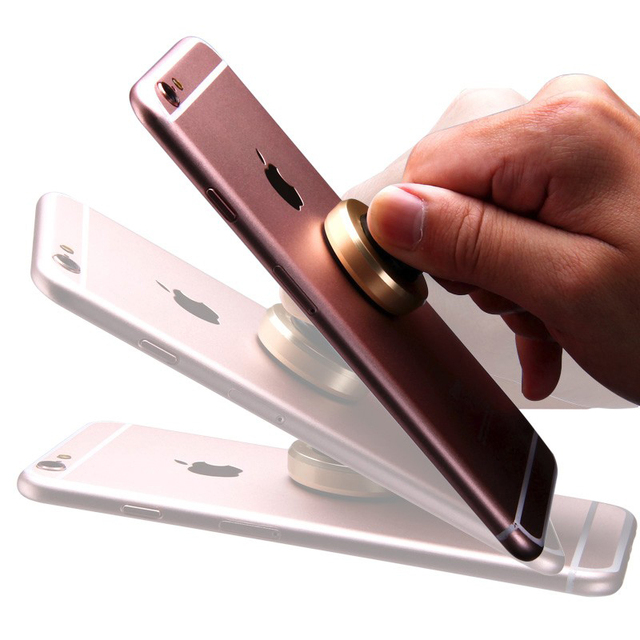 Magnetic Air Vent Mount Mobile Smartphone Stand Magnet Support Cell Cellphone Telephone Desk Tablet GPS Car Phone Holder Unisex