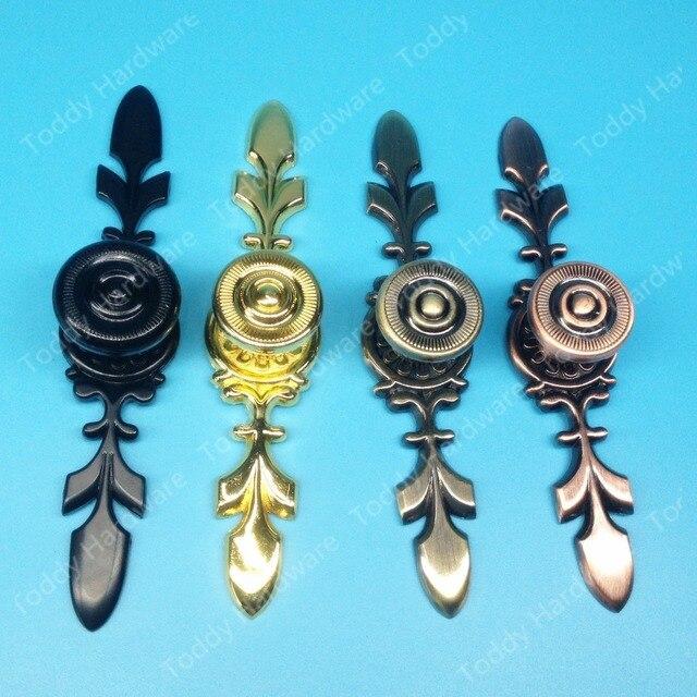 118mm/120mm Negro/Oro/Latón Antiguo/cobre Rojo color bronce Aleación ...