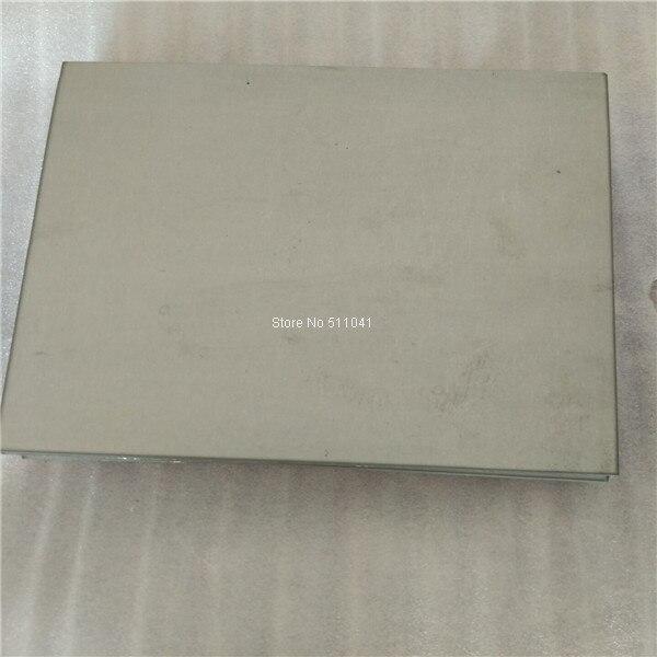 Plaque de métal en alliage de titane grade5 gr.5 Gr5 feuille de titane 5mm d'épaisseur prix de gros, Paypal ok, livraison gratuite