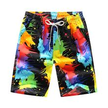 Men's Casual Quick-Drying Beach Pants Summer Pants