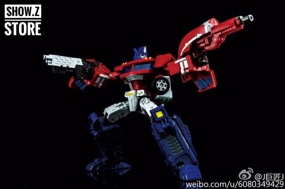 Details about  /New Jujiang Toy JJ01 Leader Oversized OP Commander Action Figure In Stock