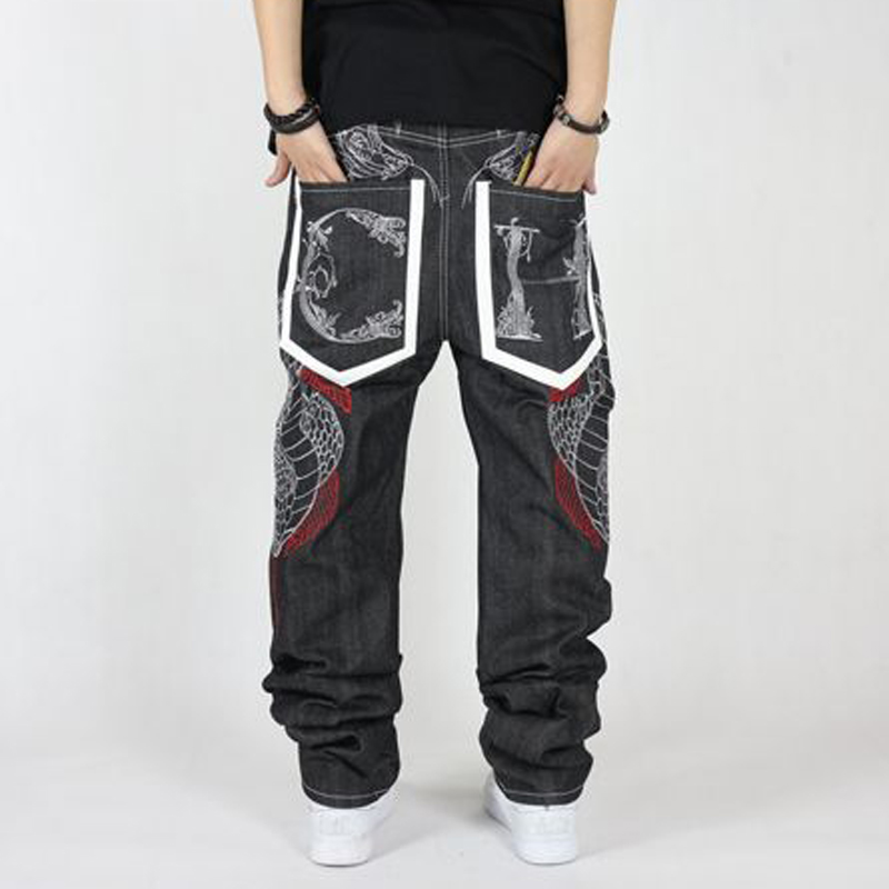 Male pants for loose