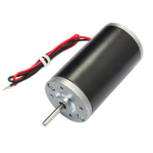 цена на 31ZY permanent magnet DC motor, miniature high power motor, speed CW/CCW high speed motor 6V12V24V