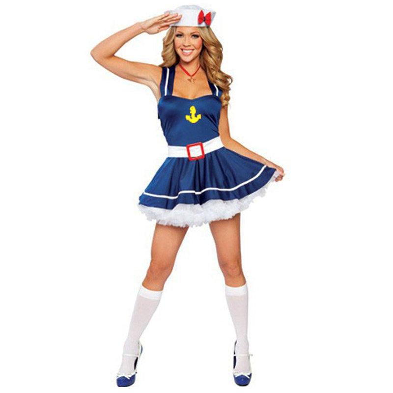 f81c12e6d5 Sweetheart Sailor Disfraz adulto Marina Fancy vestido Sexy Halloween ...
