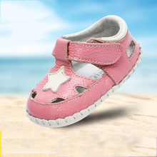 Kids Infant Girl Shoes For Small Leather Baby Moccasins Sapato Infantil Menina Barefoot Baby Girl Shoes Polo Items 503091