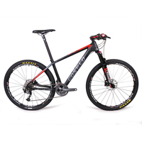 Costelo ATTCKA 27 5 26er Complete Bike Downhill Mountain Bike Complete Double DISC Brake Wheel Mountain