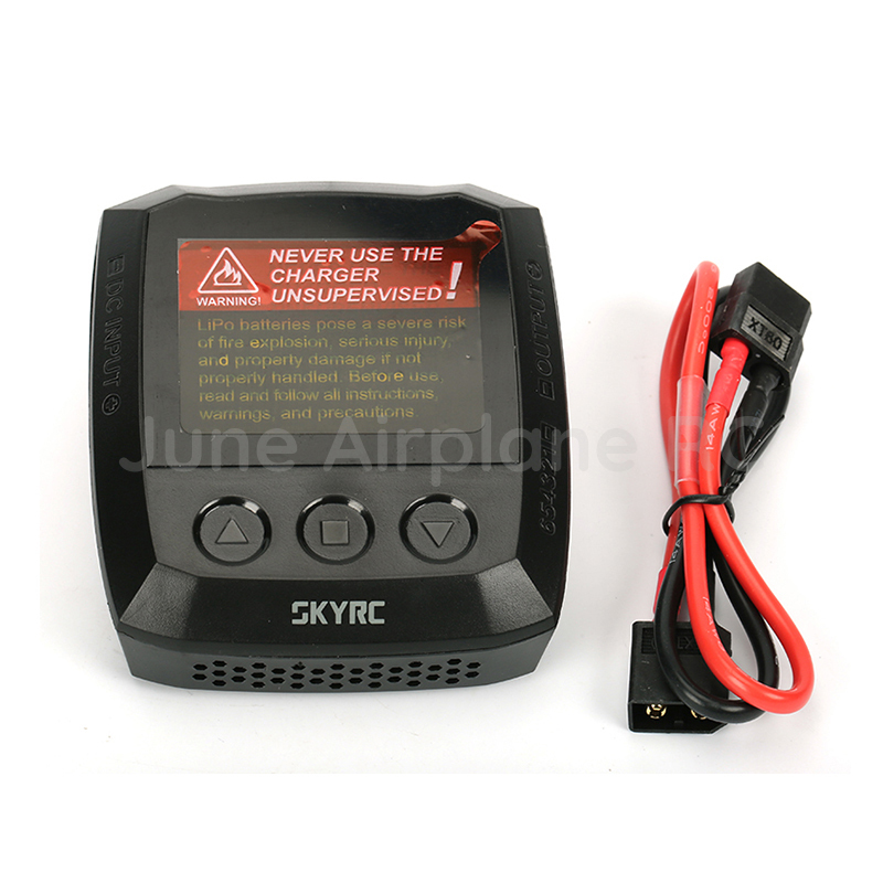SKYRC B6 nano LiPo Battery Charger Discharger 15A 320W DC 9 32V Mini Charger for LiFe