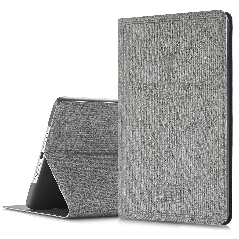 все цены на For iPad Mini 1/2/3 Cover Smart Wake/Sleep Shell Deer Design Folio Stand Protective Case For iPad Mini 1 iPad Mini 2 iPad Mini 3 онлайн