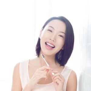 Image 5 - 4 Упак. Xiaomi зубная щетка высокой плотности мягкая щетина антибактериальные зубные щетки взрослые зубные щетки 4 отдельные дорожные коробки