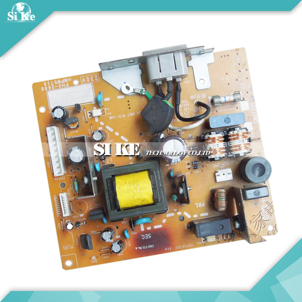 LaserJet  Engine Control Power Board For Canon MF3110 MF3112 MF 3110 3112 FH3-2688 Voltage Power Supply Board laserjet engine control power board for canon mp750 mp760 mp780 voltage power supply board