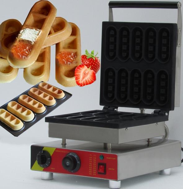 110V 220V Waffle Maker Iron Machine Baker;Bar waffle maker,waffle baker,waffle machine 110v 220v electric belgian liege waffle baker maker machine iron