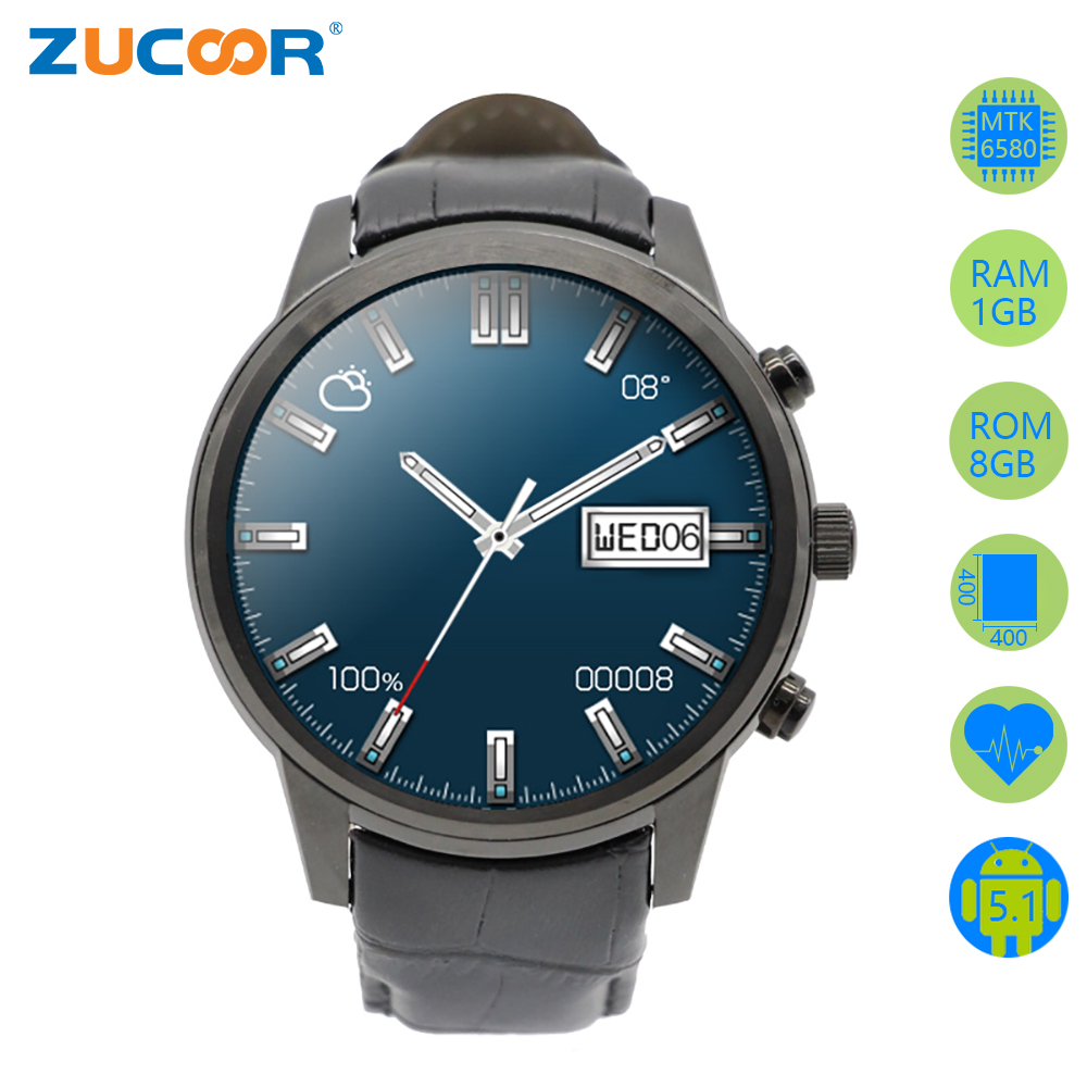 Smart Watch Support 3G SIM Card Heart Rate Monitor Wristwatch X5 Plus Waterproof Smartwatch GPS WiFi Round Amoled Touch Screen  2 pcs smart watch x200 android wristwatch heart rate monitor smartwatch with camera support 3g wifi gps 8gb 512mb for business
