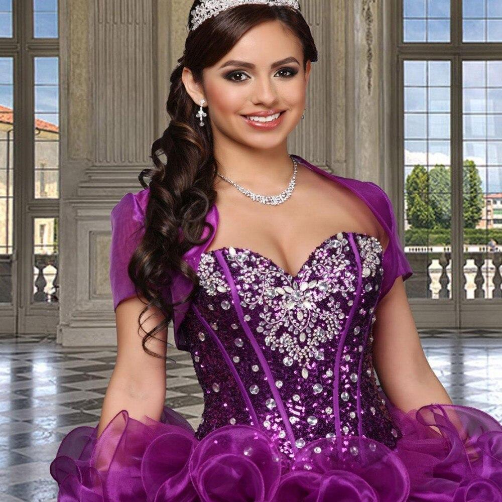 Encantador Vestidos De Boda De Los Azules Reales Barato Festooning ...