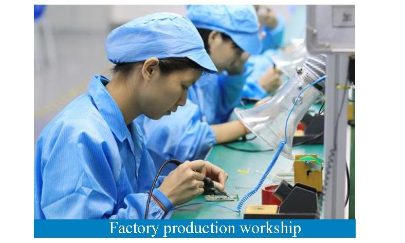 生产图-工厂生产车间