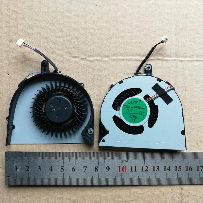 Nouvel ordinateur portable cpu ventilateur de refroidissement pour lenovo B5400A-ITH IFI B50-70A M5400 B5400 M4500 AB07405HX090B00
