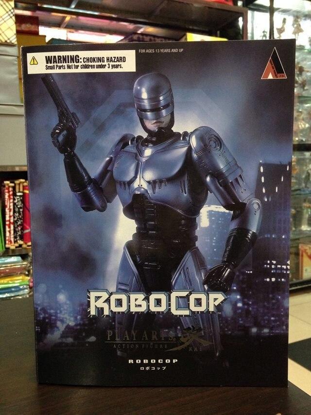 "<font><b>Robocop</b></font> <font><b>Play</b></font> <font><b>Arts</b></font> <font><b>Kai</b></font> Square Enix figurine <font><b>Robocop</b></font> <font><b>1987</b></font> <font><b>Movie</b></font> 24cm/9.4"" <font><b>Action</b></font> <font><b>Figure</b></font>"