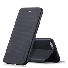 Pipilu Бесплатная доставка Высокое качество дыхания Телефон чехол для iPhone 6/6 S 7 Чехол кожаный чехол для iPhone 6 7 плюс/ 6 S Plus
